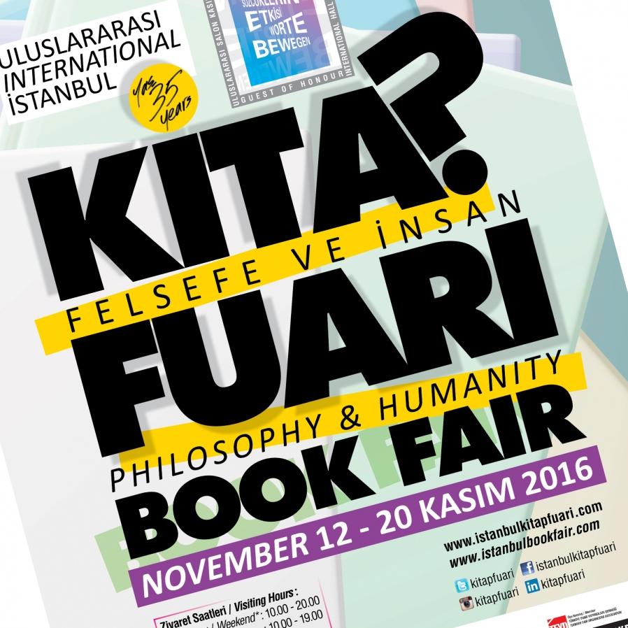 35. Uluslararası İstanbul Kitap Fuarı Etkinlik Ve İmza Günleri Açıklandı