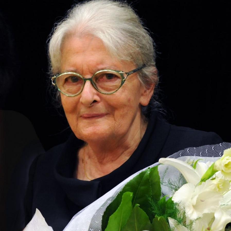 35. Uluslararası İstanbul Kitap Fuarı Onur Yazarı Prof. Dr. Ioanna Kuçuradı
