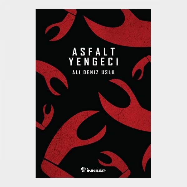 Ali Deniz Uslu'nun yeni kitabı Asfalt Yengeci raflarda