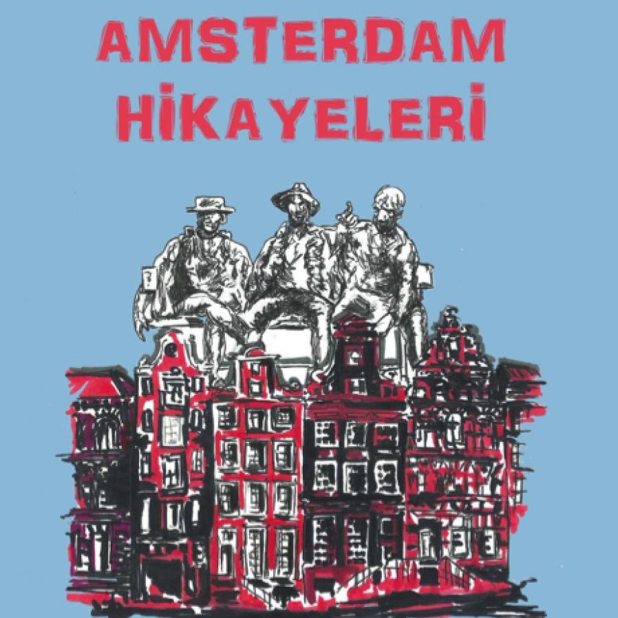 'Amsterdam Hikayeleri' Soyka Yayınları etiketiyle raflarda!