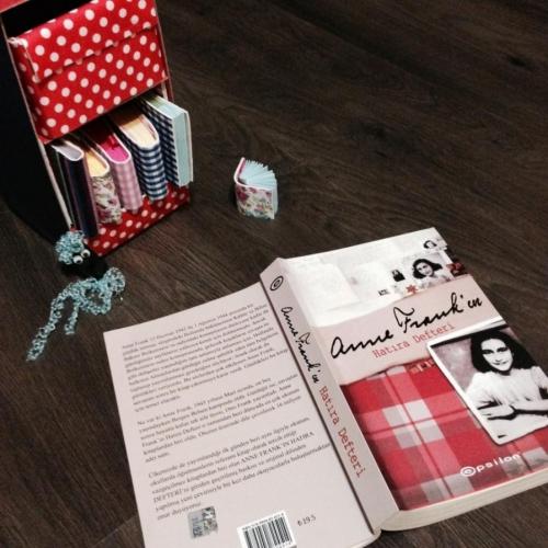 Anne Frank - Kitap Alıntıları