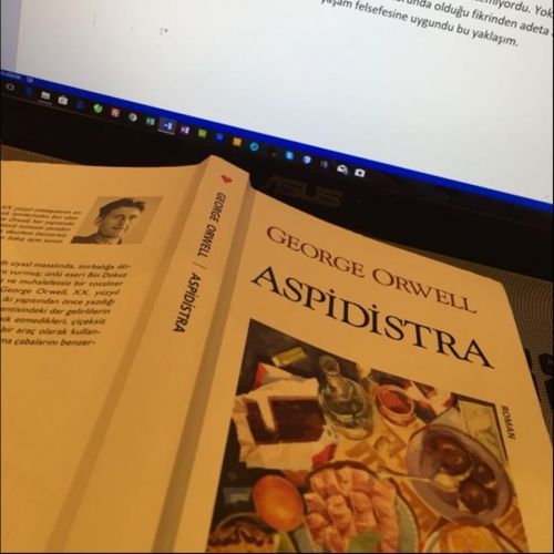 Aspidistra Kitap Alıntıları | George Orwell