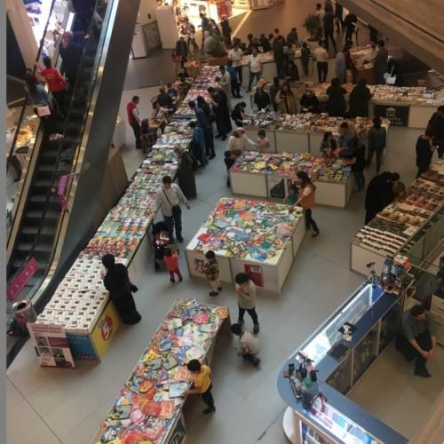 Axis İstanbul'da kitap fuarı açılıyor