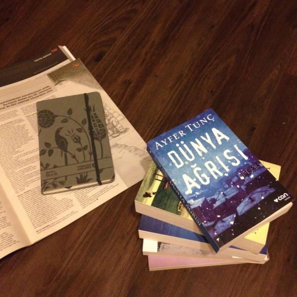 Ayfer Tunç Dünya Ağrısı kitap alıntıları