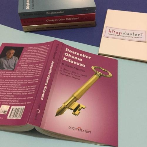 B.Sadık Albayrak ve Bestseller Okuma Kılavuzu