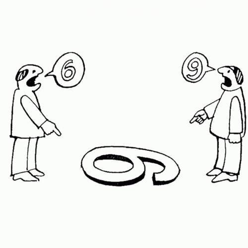 Bakış açısı üzerine söylenmiş birbirinden anlamlı sözler.
