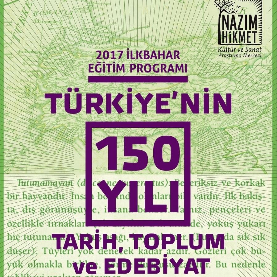 Boğaziçi'nden Türkiye'nin 150 yılını tarih, toplum ve edebiyat ekseninde anlatan özel bir program