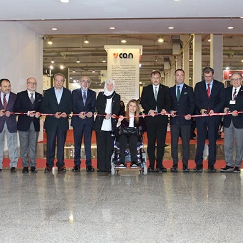 Bursa 14. Kitap Fuarı Açıldı