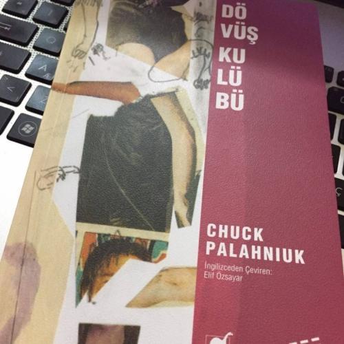 Chuck Palahniuk, Dövüş Kulübü kitap alıntıları