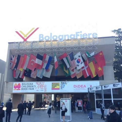 Çocuk Kitaplarının Kalbi Bologna'da atmaya başladı