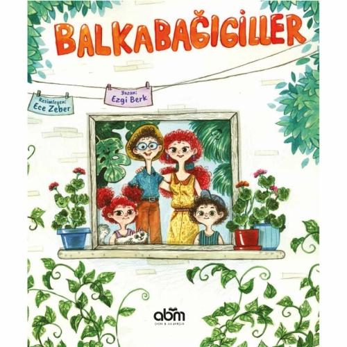 Çocukları Bitkilerle Tanıştıran Kitap: Balkabağıgiller