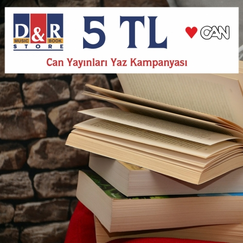 D&R ve Can Yayınları'nın dev kampanyası başladı