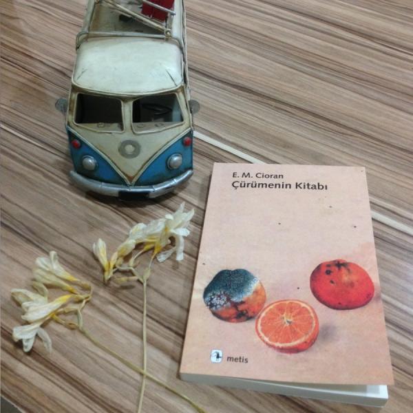 E.M. Cioran Çürümenin Kitabı
