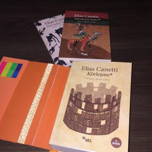 Elias Canetti - Körleşme Kitap Alıntıları