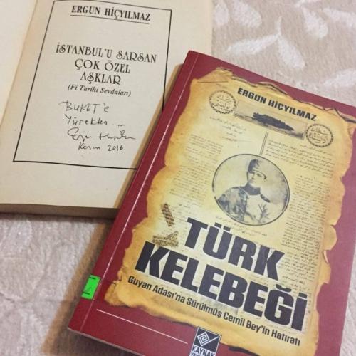 Ergun Hiçyılmaz'ın kaleminden Türk Kelebeği Cemil Bey