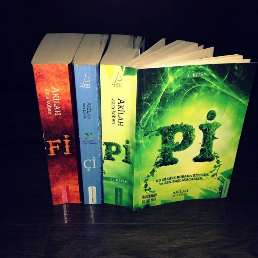 Fi - Çi - Pi | Azra Kohen
