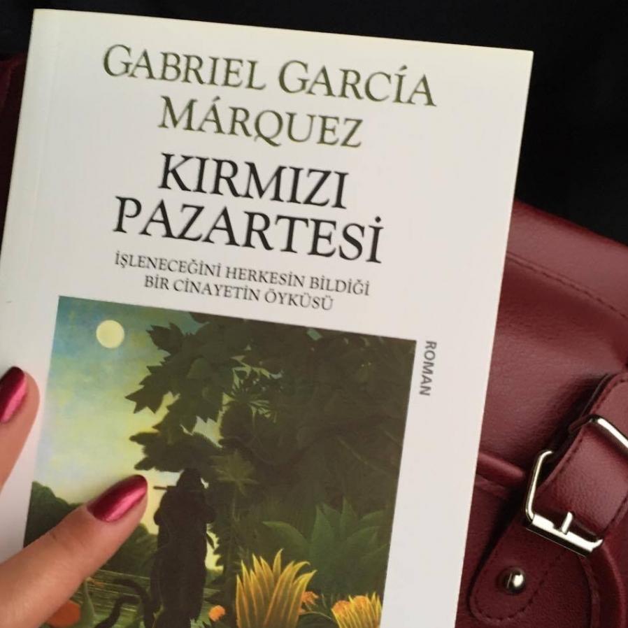 Gabriel Garcia Marquez ve Kırmızı Pazartesi