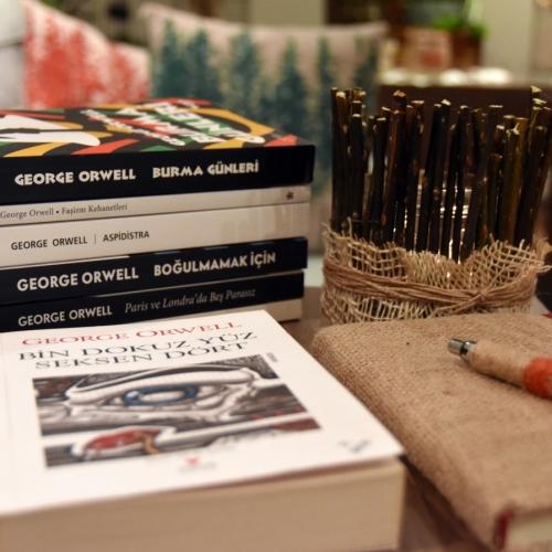 George Orwell ve Bin Dokuz Yüz Seksen Dört