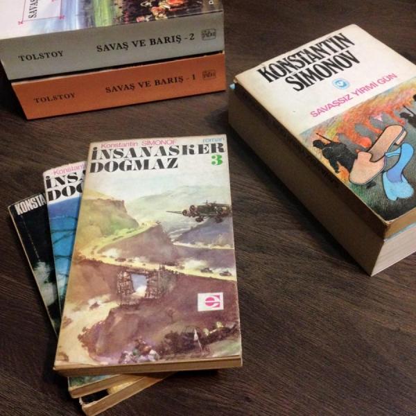 İnsan Asker Doğmaz Kitap Alıntıları