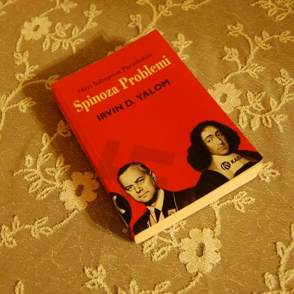 Irvin Yalom ile Spinoza yolculuğu