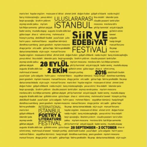 IX.Uluslararası İstanbul Şiir ve Edebiyat Festivali başladı.