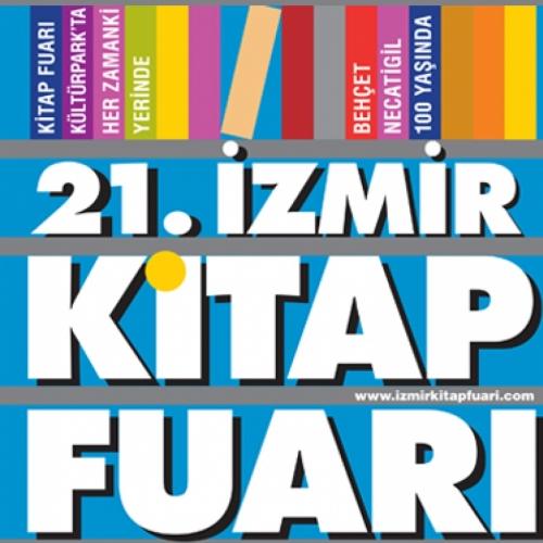 İzmir Kitap Fuarı Kitapseverleri bekliyor.