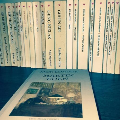 Jack London, Martin Eden kitap alıntıları