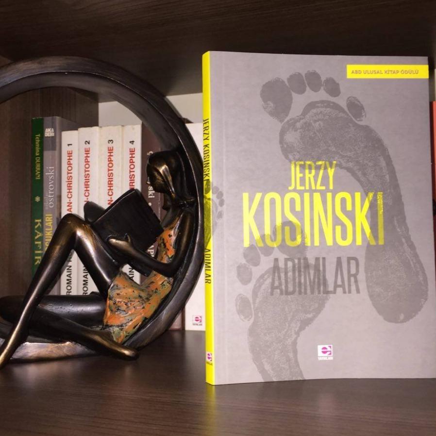 Jerzy Kosinski'den adım adım ilerleyen öyküler dizisi