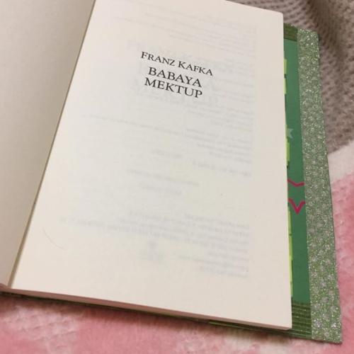 Kafka - Babaya Mektup