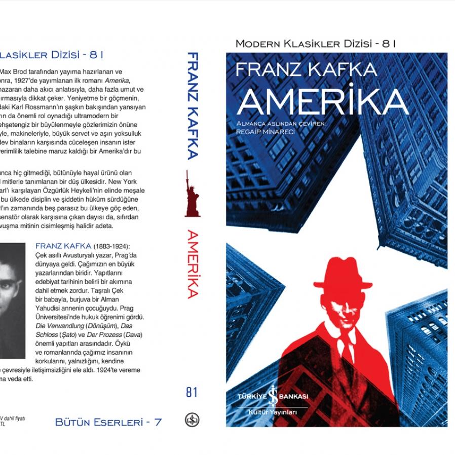 Kafka'ya Özgü Bir 'Amerika' Yorumu