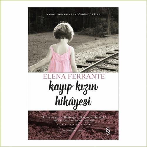 Kayıp Kızın Hikayesi, Uluslararası Man Booker Ödülün'de son listede!