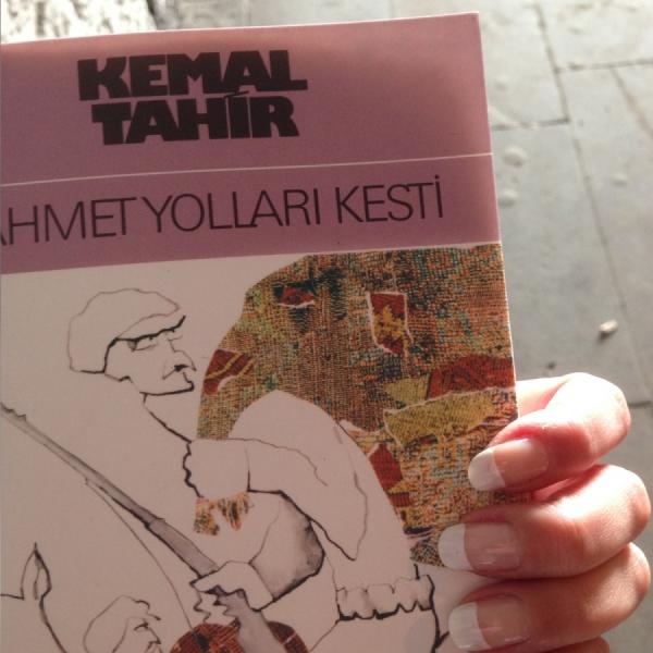 Kemal Tahir ile keyifli bir yolculuk.