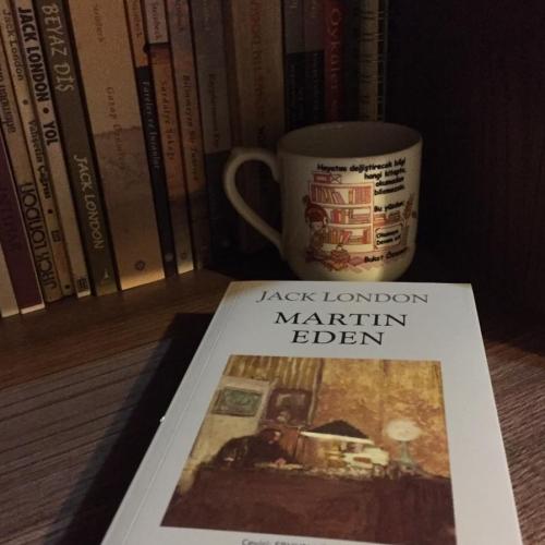 London'dan bir başyapıt : Martin Eden