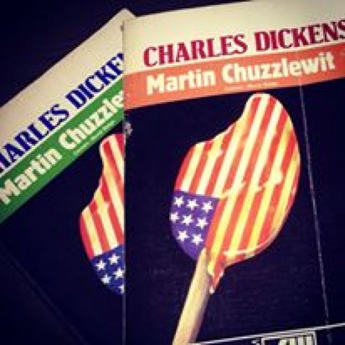 Dickens'tan muhteşem bir roman Martin Chuzzlevit