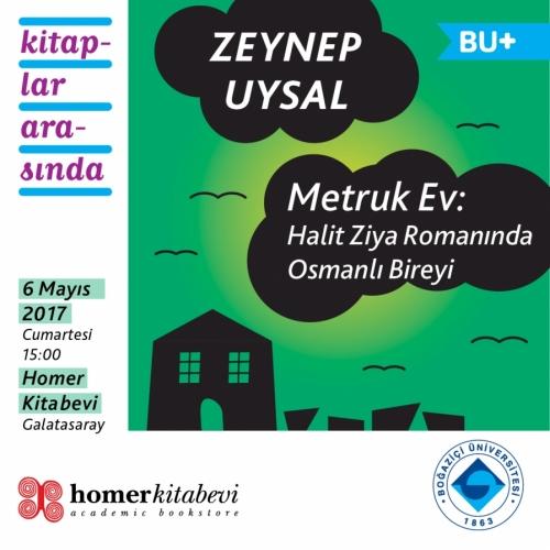 Metruk Ev: Halit Ziya Romanında Osmanlı Bireyi