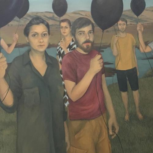 Mutluluk üzerine farklı bir bakış açısı ile 'Mutlu muyuz?' sergisi Galeri 5'de