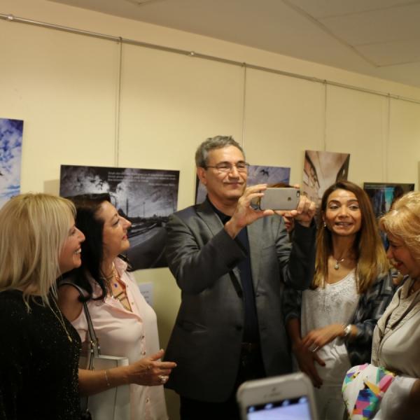 Nobel Edebiyat Ödüllü Orhan Pamuk, 'Yazma Serüvenini' Işık'ta anlattı