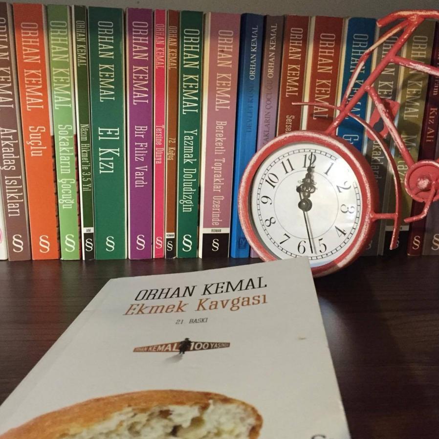 Orhan Kemal ile Ekmek Kavgası
