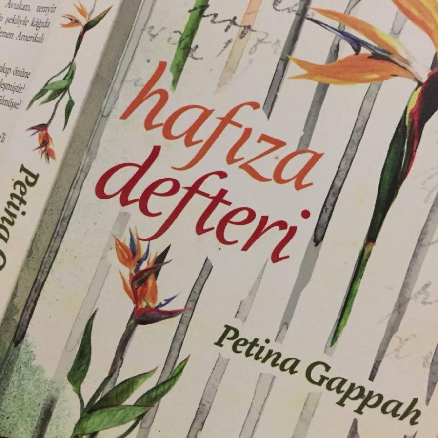 Petina Gappah'ın kaleminden Hafıza Defteri