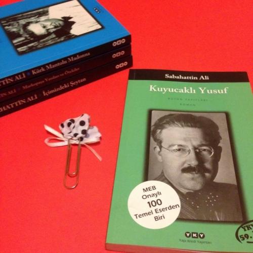 Sabahattin Ali'nin ilk romanı: Kuyucaklı Yusuf