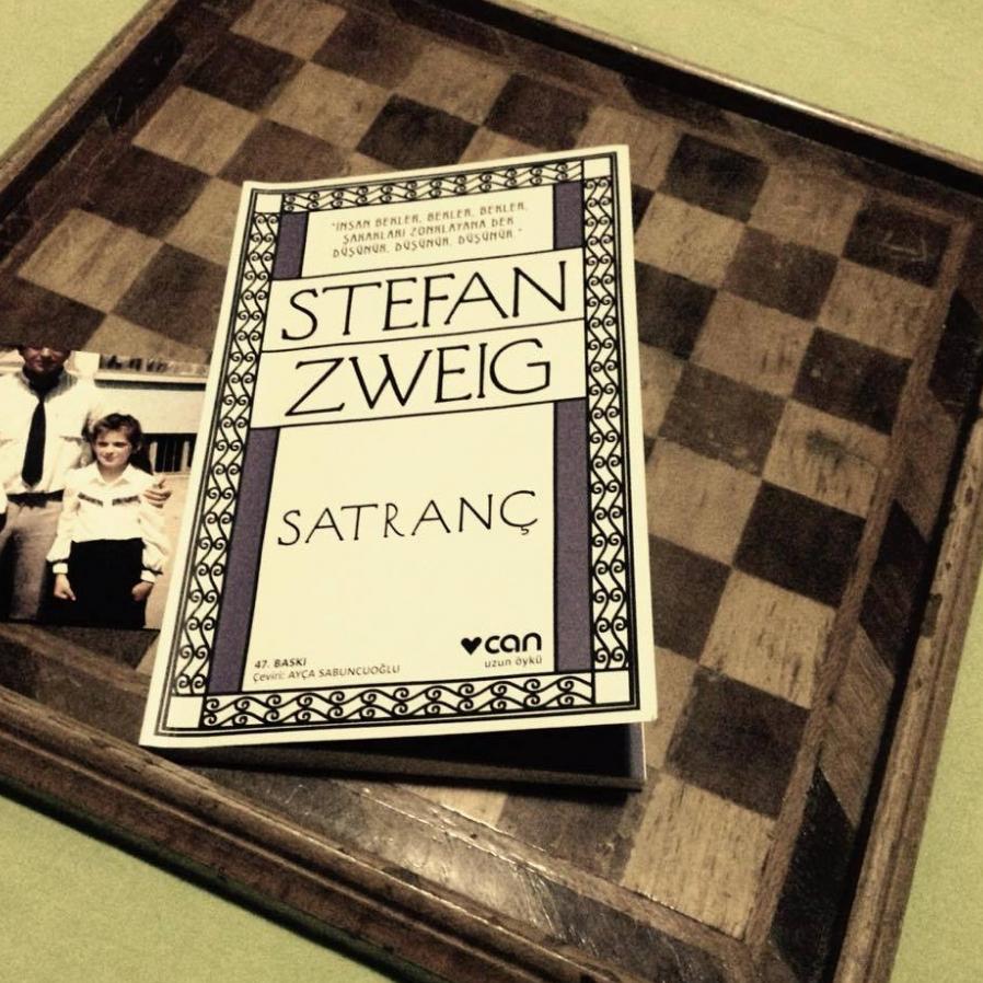 Satranç ile çocukluğuma yolculuk.