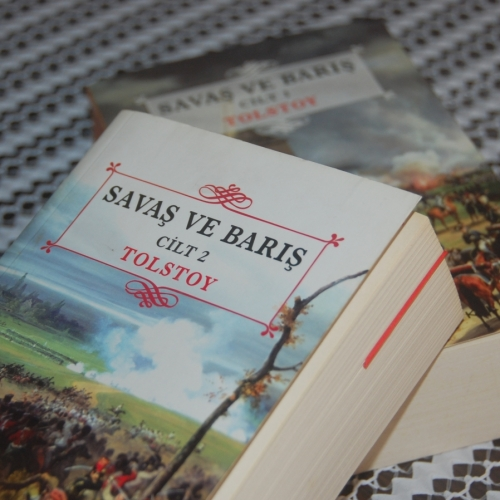 Savaş ve Barış Tolstoy