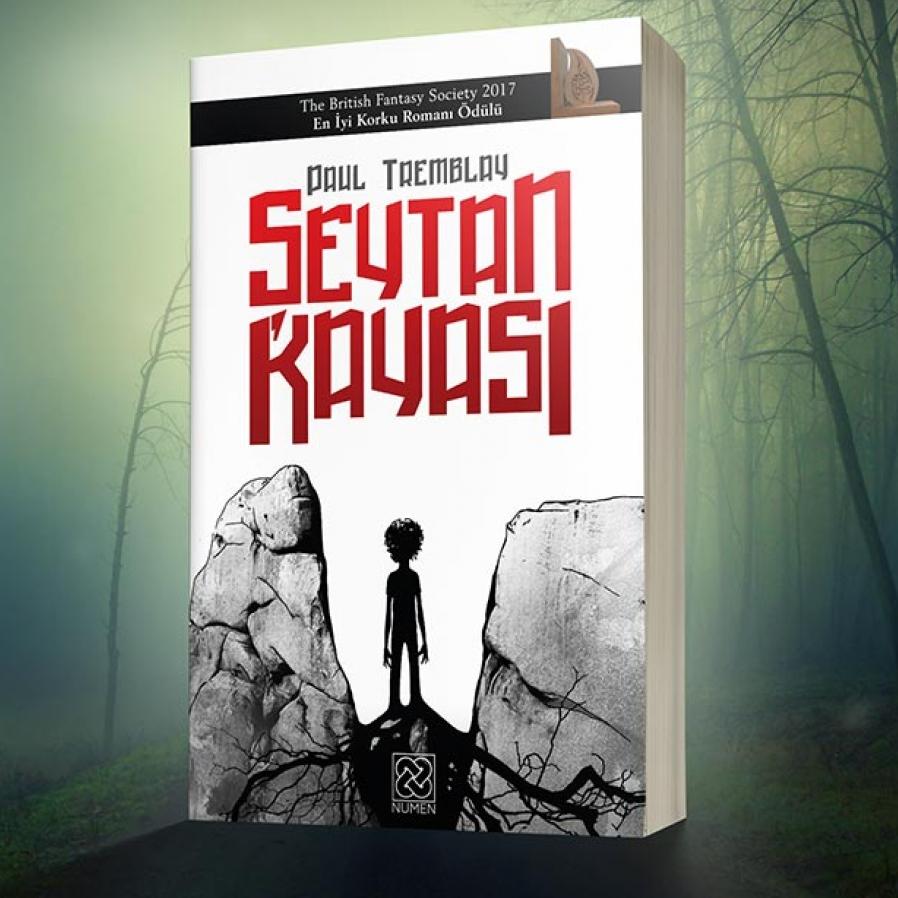 Stephen King'i korkutan yazardan yeni kitap