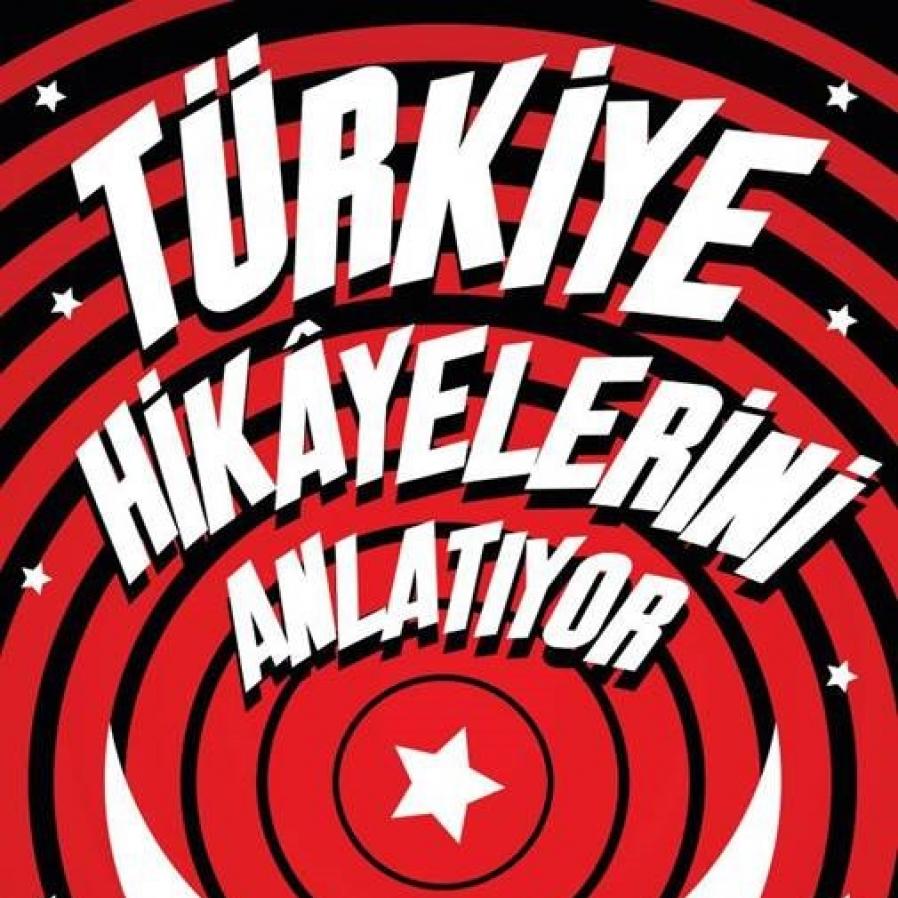 'Türkiye Hikayelerini Anlatıyor Projesi' Kitaplaştı.