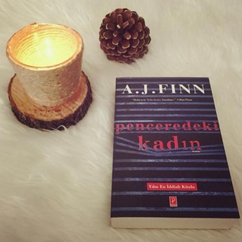 Yeni bir yazar ve yeni bir kitap; A.J.Finn, Penceredeki Kadın